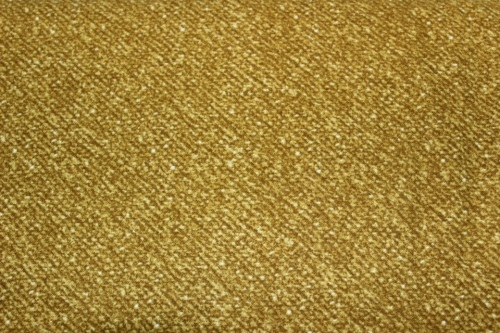 Woolies (1948) Flannel - Speckled mustard tone on tone with diagonal design